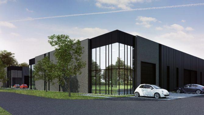 Valk Technics Verhuist Naar KMO Zone Kapittel In Niel
